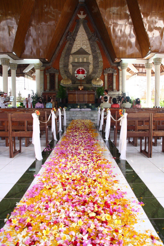 バリ島ドリームプラン1(ヌサドゥア教会&トゥガルジャヤ宮殿 Wウエディング)