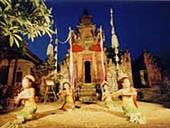 トゥガルジャヤ宮殿(ナイトウエディング)