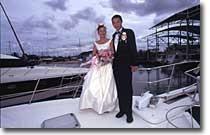 Boat Lagoon Sunset Cruise ボートラグーン・サンセットクルーズウエディング