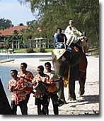 Dusit Laguna Resort デュシットラグーナ・リゾート・タイ伝統式