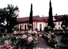Minau 花の島マイナウ宮殿(王宮の教会)