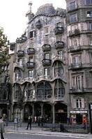Casa Batlló アントニオ ガウデイーの作品