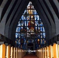 Saint Augustine Church セントオーガスティン チャーチ(カソリック教会)