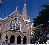 Sacred Heart Church セークレッド ハート チャーチ(カソリック教会)