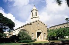 Centoral Union Church‐Atherton セントラル ユニオン教会 中聖堂