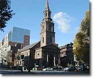 Arlington Street Church アーリントンストリート教会