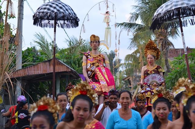 バリ島挙式 ヌサドゥア教会 & トゥガルジャヤ宮殿 (ドリームプラン1) 佐藤様