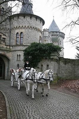 ドイツ古城ウエディング マリーエンブルグ城 挙式 板垣 要司様・板垣 有美ご夫婦