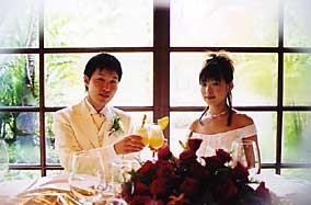 田中和彰様・真由美ご夫婦